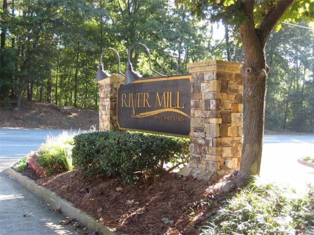 1003 River Mill Circle #1003, Roswell, GA 30075 (MLS #5810844) :: North Atlanta Home Team