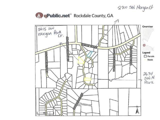 2615 Morgan Park Drive, Stockbridge, GA 30281 (MLS #5812210) :: North Atlanta Home Team