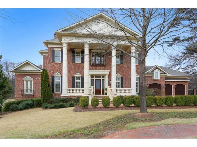 8103 Lawnview, Alpharetta, GA 30022 (MLS #5812339) :: North Atlanta Home Team