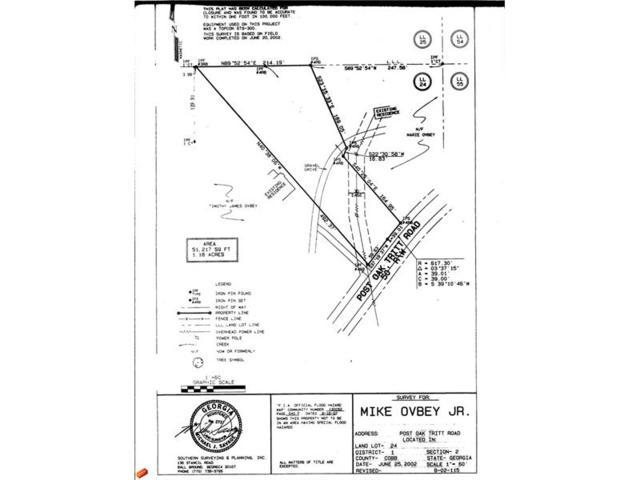 4633 Post Oak Tritt Road, Marietta, GA 30062 (MLS #5813798) :: North Atlanta Home Team