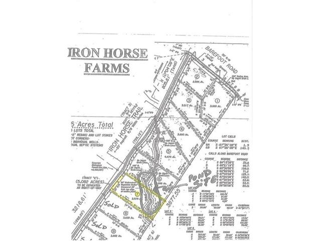 7 Iron Horse Trail, Lula, GA 30554 (MLS #5813834) :: North Atlanta Home Team