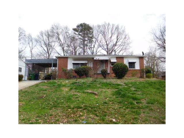 3672 Crosby Drive NW, Atlanta, GA 30331 (MLS #5815210) :: North Atlanta Home Team