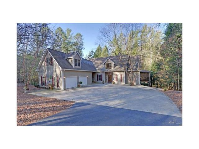 960 Soque Wilderness Road, Clarkesville, GA 30523 (MLS #5815231) :: North Atlanta Home Team
