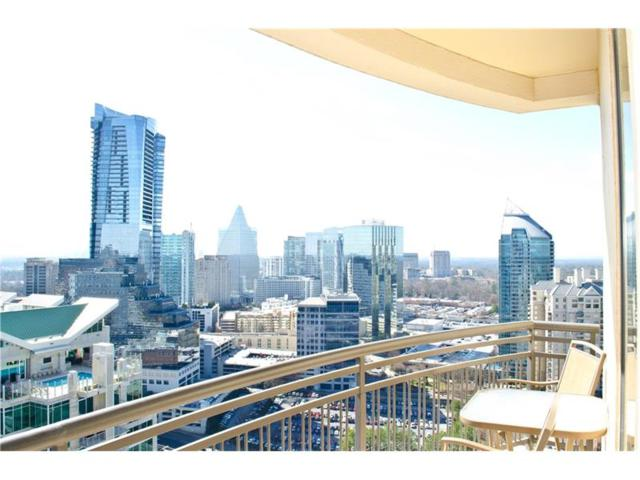3445 Stratford Road NE #3208, Atlanta, GA 30326 (MLS #5815785) :: North Atlanta Home Team
