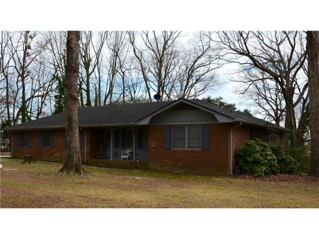 1395 White Oak Street SE, Conyers, GA 30013 (MLS #5816374) :: North Atlanta Home Team