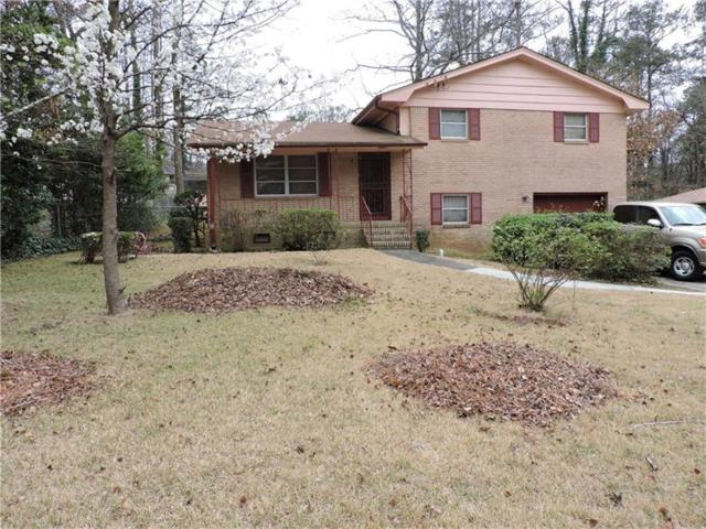 2401 Colorado Trail, Atlanta, GA 30331 (MLS #5816414) :: North Atlanta Home Team