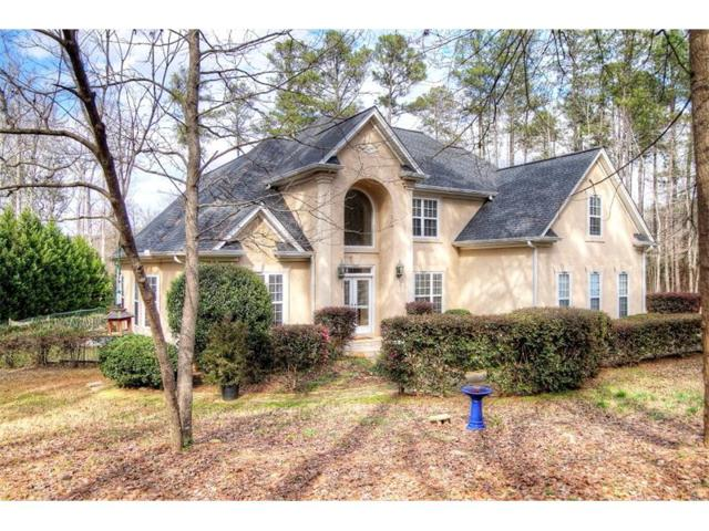 551 Lees Mill Road, Fayetteville, GA 30214 (MLS #5816522) :: North Atlanta Home Team