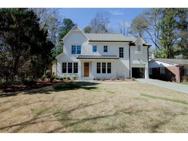 1722 Wayland Circle, Brookhaven, GA 30319 (MLS #5816578) :: North Atlanta Home Team
