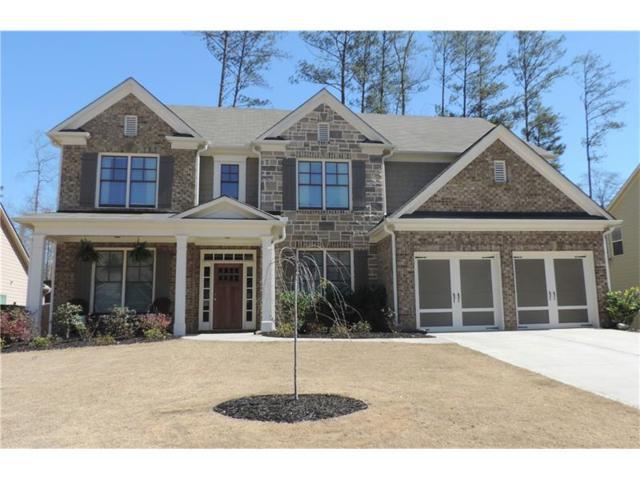 1741 Dowell Farm Trail SW, Marietta, GA 30064 (MLS #5817016) :: North Atlanta Home Team