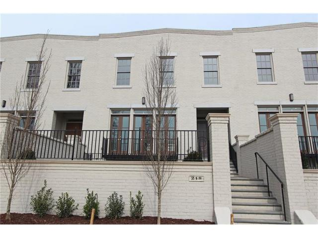 218 Calypso Circle #11, Atlanta, GA 30305 (MLS #5817172) :: North Atlanta Home Team