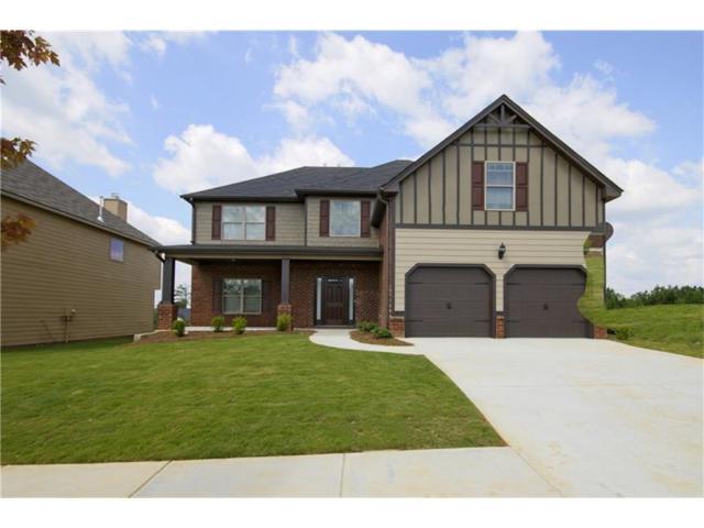 1261 Long Acre Drive, Loganville, GA 30052 (MLS #5817190) :: North Atlanta Home Team