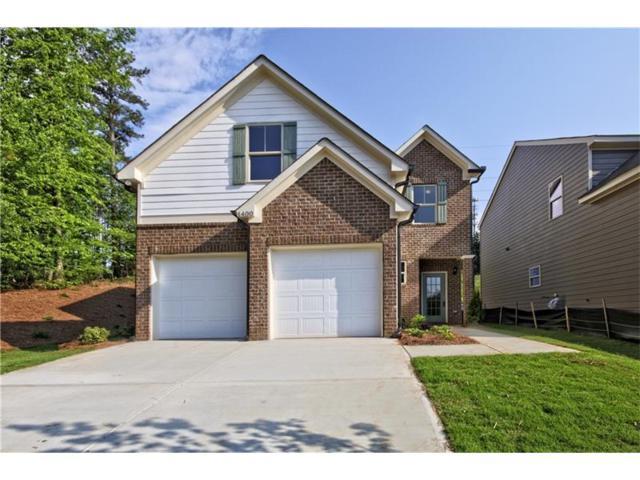 1530 Ox Bridge Way, Lawrenceville, GA 30043 (MLS #5817735) :: North Atlanta Home Team