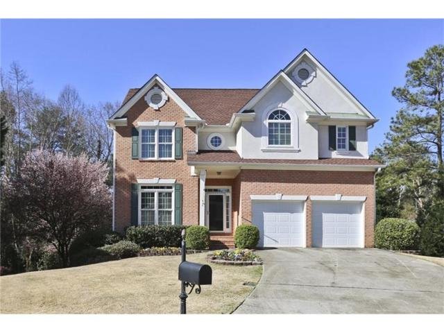 1040 Lancaster Walk, Sandy Springs, GA 30328 (MLS #5818068) :: North Atlanta Home Team