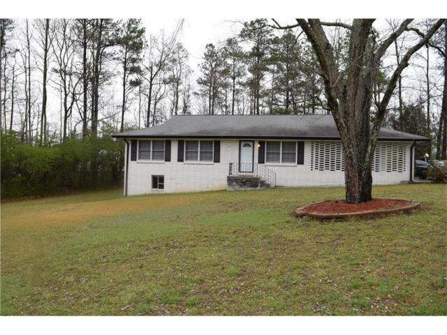 8606 Timberlane Drive, Douglasville, GA 30134 (MLS #5818165) :: North Atlanta Home Team