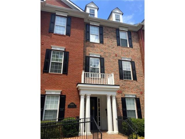 4905 Ivy Ridge Drive #302, Atlanta, GA 30339 (MLS #5818230) :: North Atlanta Home Team
