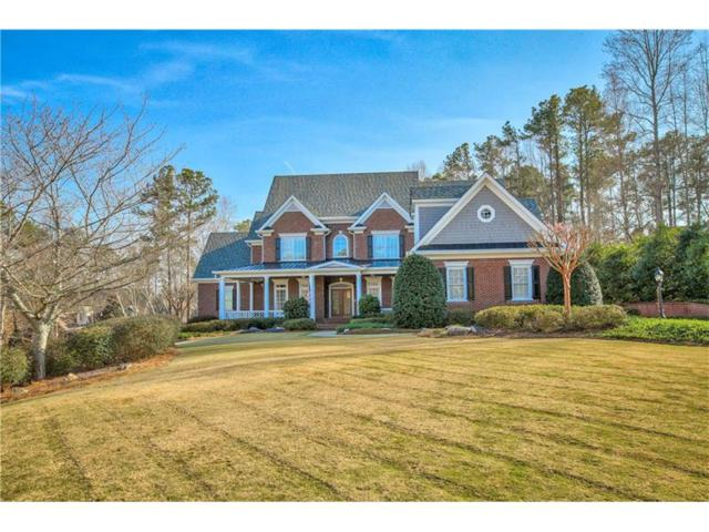 700 Lake Mist Cove, Alpharetta, GA 30004 (MLS #5818437) :: North Atlanta Home Team