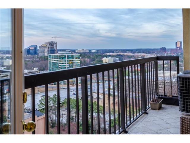 795 Hammond Drive #1901, Sandy Springs, GA 30328 (MLS #5818516) :: Kennesaw Life Real Estate