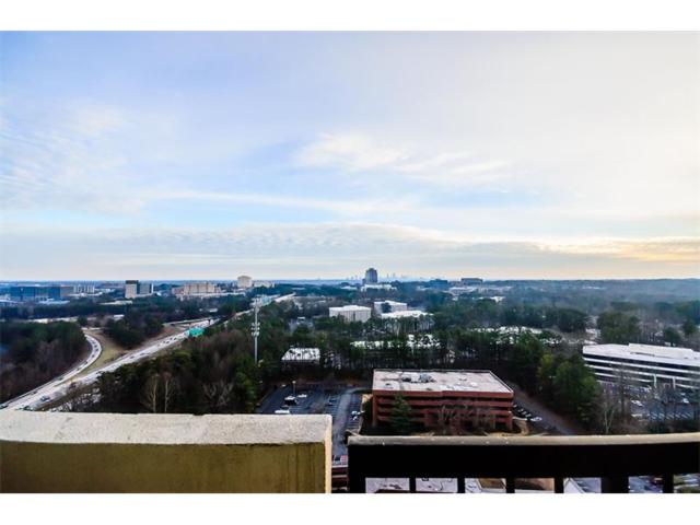 795 Hammond Drive #2305, Sandy Springs, GA 30328 (MLS #5818526) :: Iconic Living Real Estate Professionals