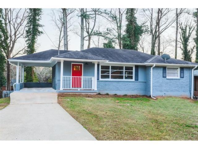 3011 Monterey Drive, Decatur, GA 30032 (MLS #5818573) :: North Atlanta Home Team