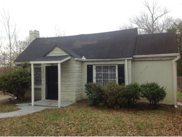 281 Chappell Road NW, Atlanta, GA 30314 (MLS #5818804) :: North Atlanta Home Team