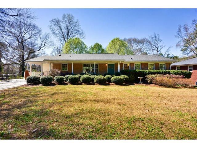 2804 Stonecreek Road SE, Smyrna, GA 30080 (MLS #5818812) :: North Atlanta Home Team