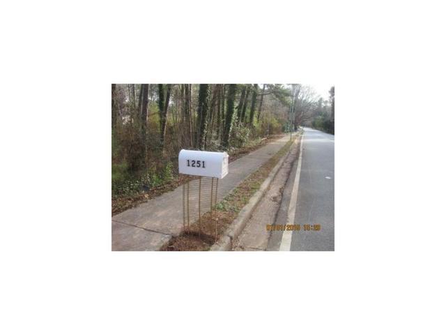 1251 Kelton Drive, Stone Mountain, GA 30083 (MLS #5819464) :: The Zac Team @ RE/MAX Metro Atlanta