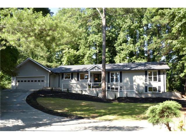 5030 Lake Fjord Pass, Marietta, GA 30068 (MLS #5820138) :: North Atlanta Home Team