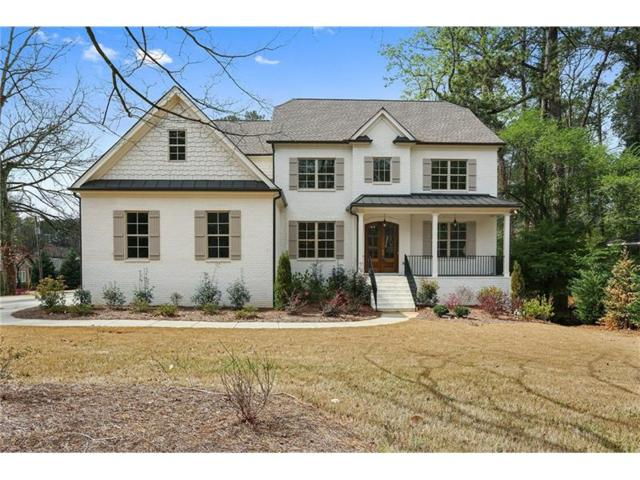 1287 Nerine Circle, Dunwoody, GA 30338 (MLS #5820296) :: North Atlanta Home Team