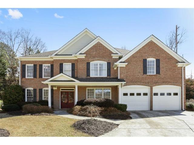 4570 Brigade Court NE, Roswell, GA 30075 (MLS #5820473) :: North Atlanta Home Team