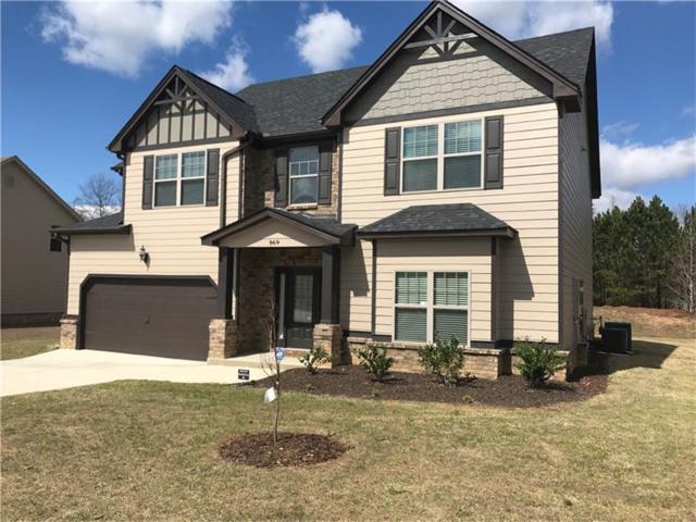 569 Madison Park Drive, Grayson, GA 30017 (MLS #5820528) :: North Atlanta Home Team