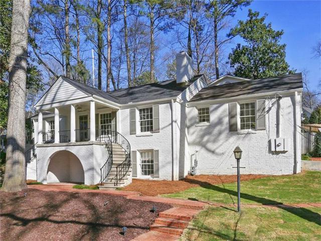550 Spring Valley Road NW, Atlanta, GA 30318 (MLS #5820901) :: North Atlanta Home Team