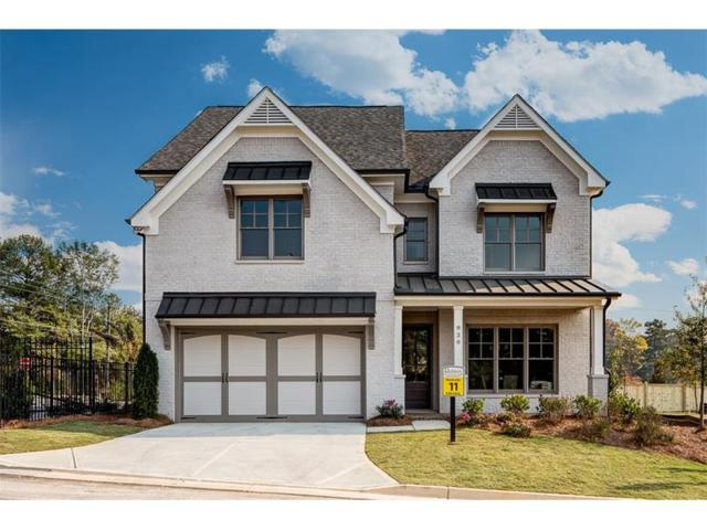 828 Novello Court, Sandy Springs, GA 30342 (MLS #5821082) :: North Atlanta Home Team
