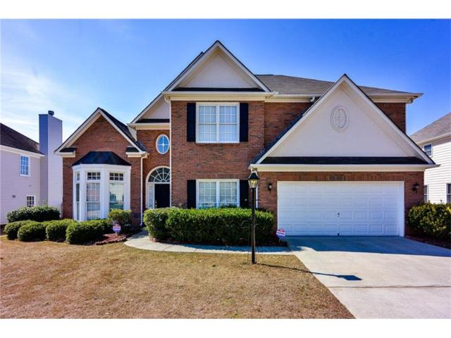 4329 Nesbin Drive, Kennesaw, GA 30144 (MLS #5821147) :: North Atlanta Home Team