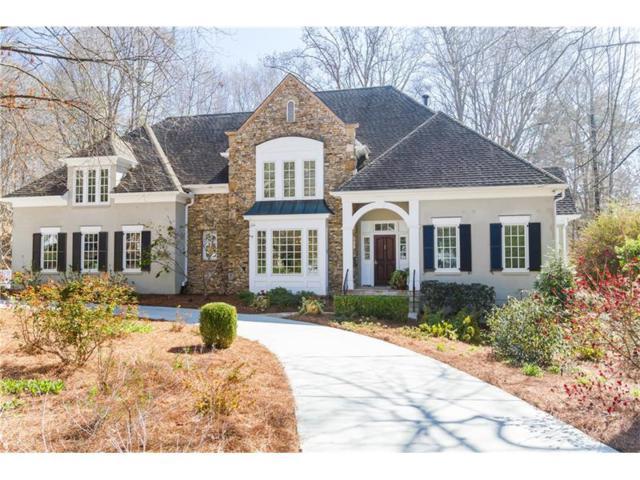 2649 Peachtree Battle Place NW, Atlanta, GA 30327 (MLS #5821246) :: North Atlanta Home Team