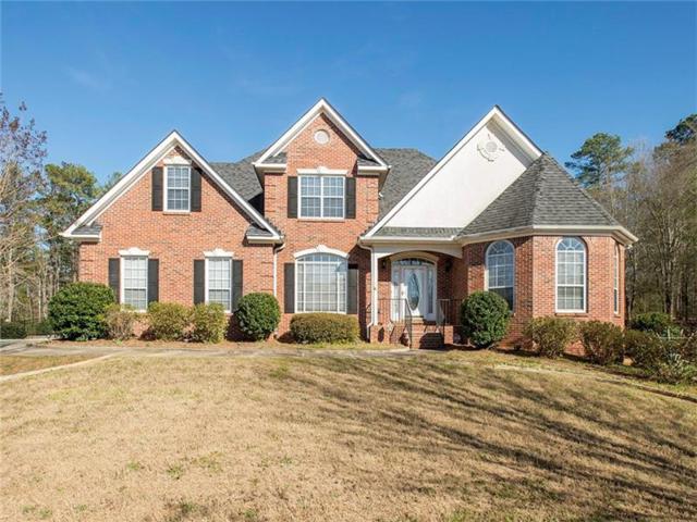 218 Arthur Drive, Mcdonough, GA 30252 (MLS #5821573) :: North Atlanta Home Team