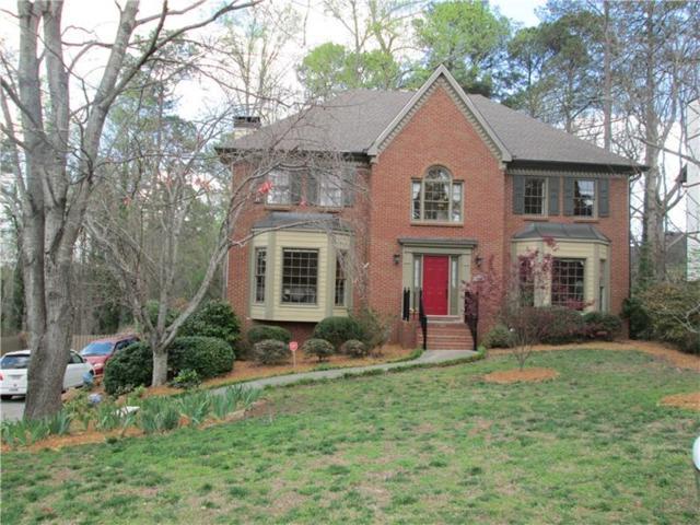 3847 Foxwood Road, Peachtree Corners, GA 30096 (MLS #5821891) :: North Atlanta Home Team