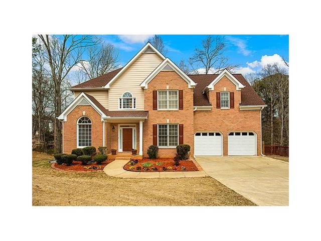 1034 Alyssum Drive NW, Acworth, GA 30102 (MLS #5822365) :: North Atlanta Home Team