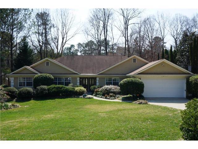 4811 Crystal Lake Court, Kennesaw, GA 30144 (MLS #5822745) :: North Atlanta Home Team