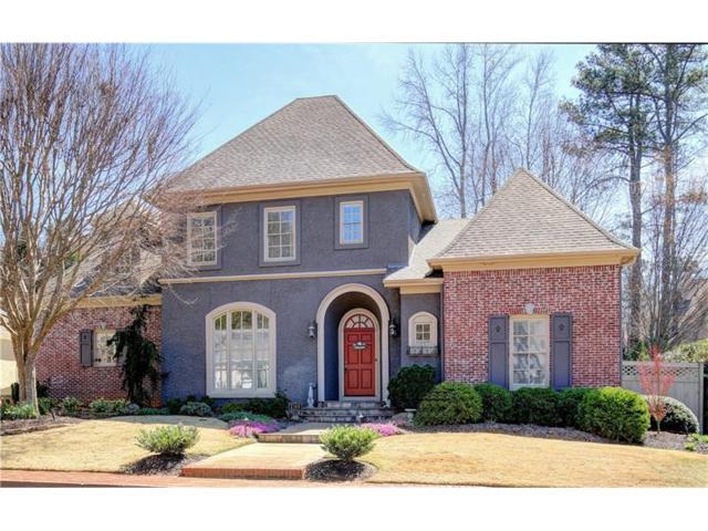 2160 Kensington Gates Drive NW, Kennesaw, GA 30152 (MLS #5823423) :: North Atlanta Home Team