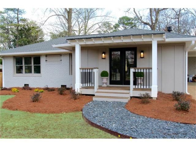 3381 King Springs Road SE, Smyrna, GA 30080 (MLS #5824058) :: North Atlanta Home Team