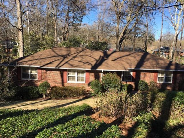 377 N Hillcrest Drive SW, Marietta, GA 30064 (MLS #5824339) :: North Atlanta Home Team