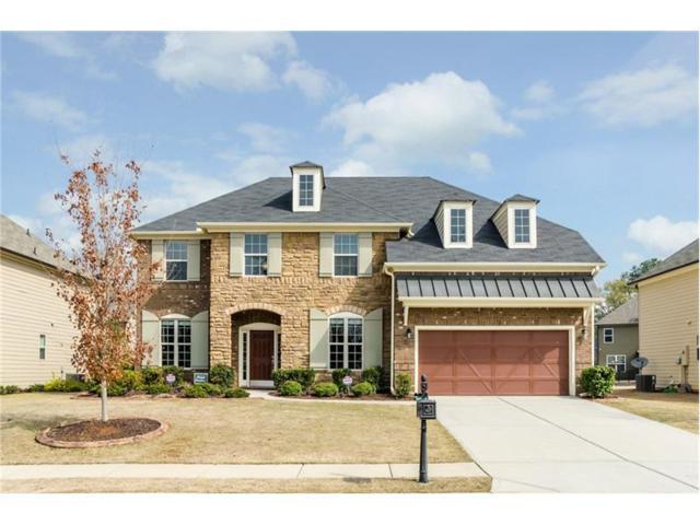 317 Spotted Ridge Circle, Woodstock, GA 30188 (MLS #5825133) :: North Atlanta Home Team