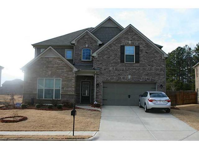 2801 Molly Drive, Lawrenceville, GA 30044 (MLS #5825359) :: North Atlanta Home Team
