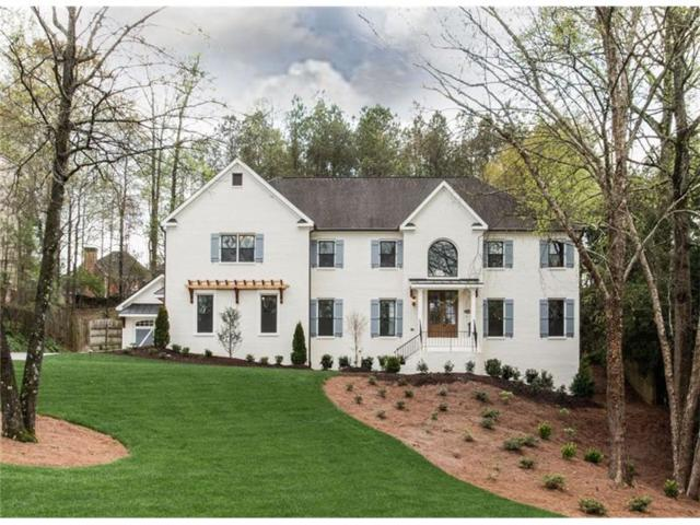 4038 River Ridge Chase SE, Marietta, GA 30067 (MLS #5825790) :: North Atlanta Home Team