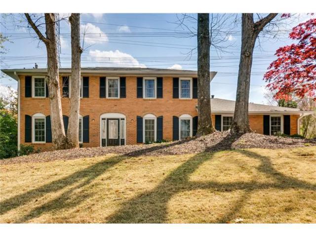 1373 Witham Drive, Dunwoody, GA 30338 (MLS #5825872) :: North Atlanta Home Team