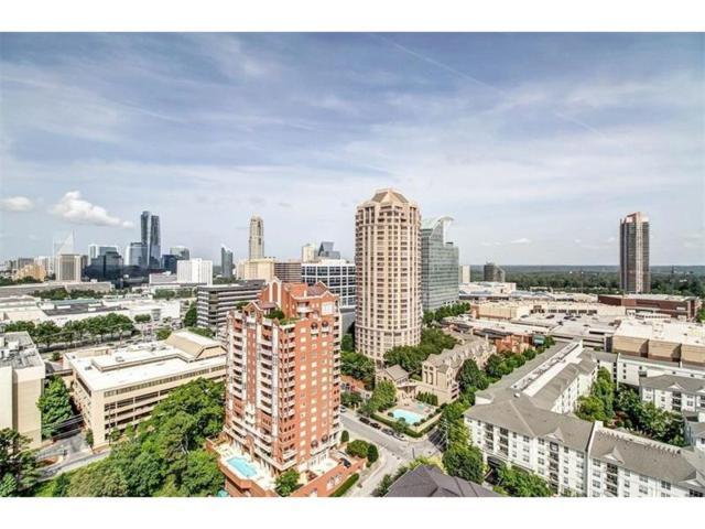 3481 Lakeside Drive NE #601, Atlanta, GA 30326 (MLS #5825880) :: North Atlanta Home Team