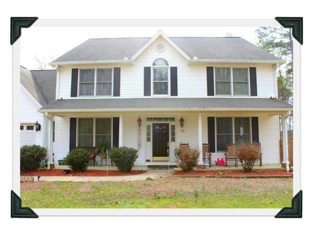 110 Sweetbriar Lane, Carrollton, GA 30117 (MLS #5825996) :: North Atlanta Home Team