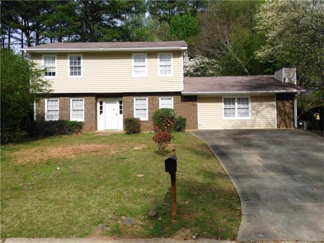 1157 Demere Drive, Stone Mountain, GA 30083 (MLS #5826295) :: North Atlanta Home Team