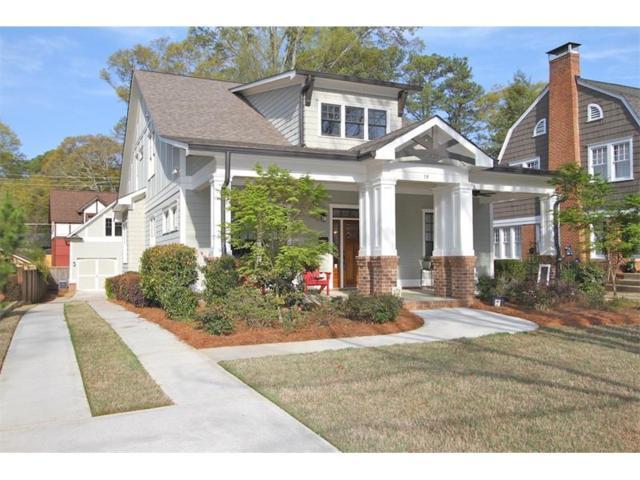 19 Berkeley Road, Avondale Estates, GA 30002 (MLS #5826459) :: North Atlanta Home Team