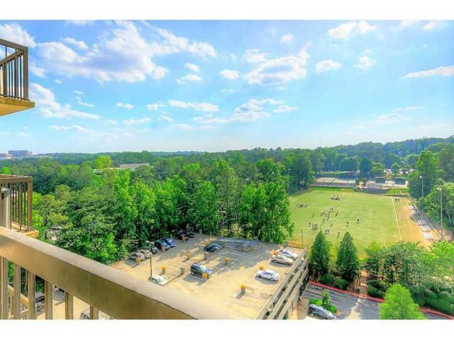 795 Hammond Drive #1009, Atlanta, GA 30328 (MLS #5826577) :: North Atlanta Home Team